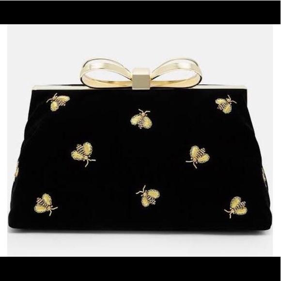 9d7957cd40 Ted Baker Bags | Beela Bee Evening Bag New | Poshmark